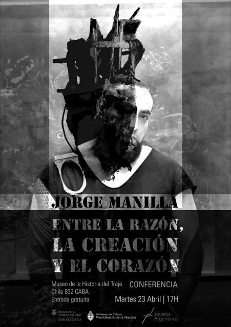 Conferencia Jorge Manilla