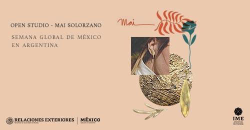 Semana global de México - Mai Solórzano