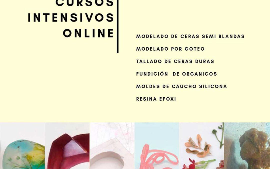 Talleres intensivos online, por Patricia Gallucci