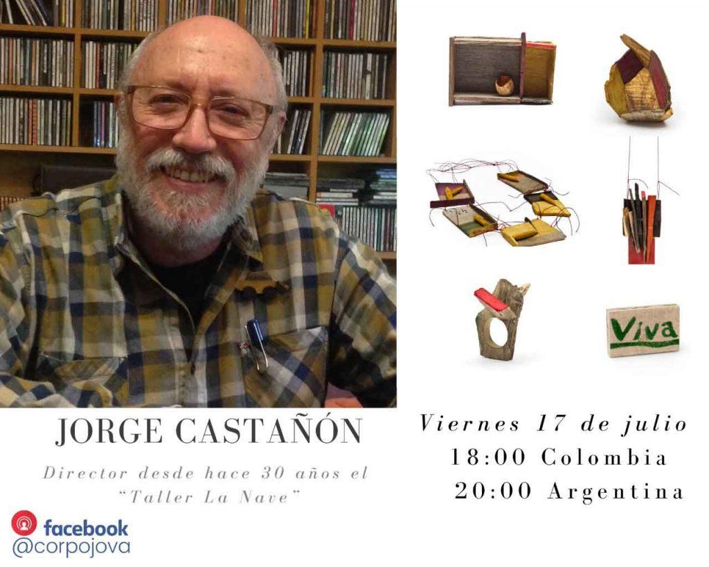 Entrevista Jorge Castañón