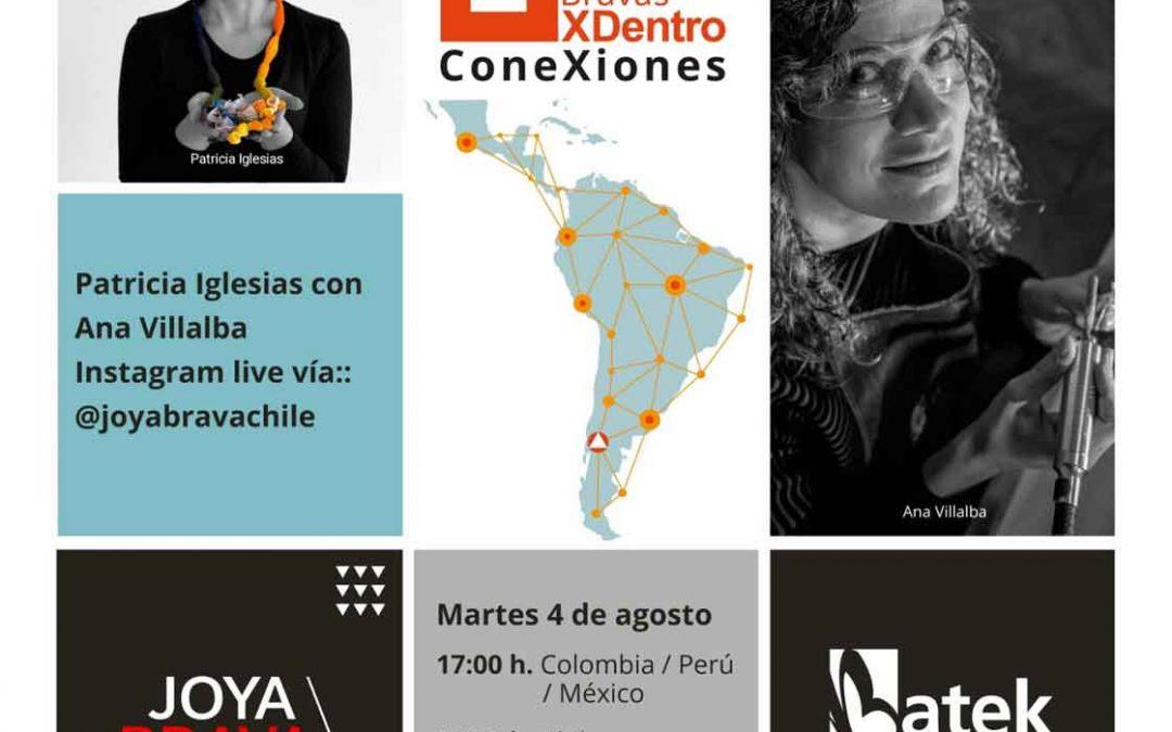 Joya Brava entrevista a Ana Villalba de Batek, México,