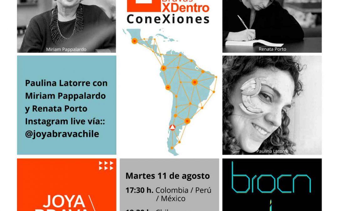 Joya Brava entrevista al grupo BROCA (Brasil)